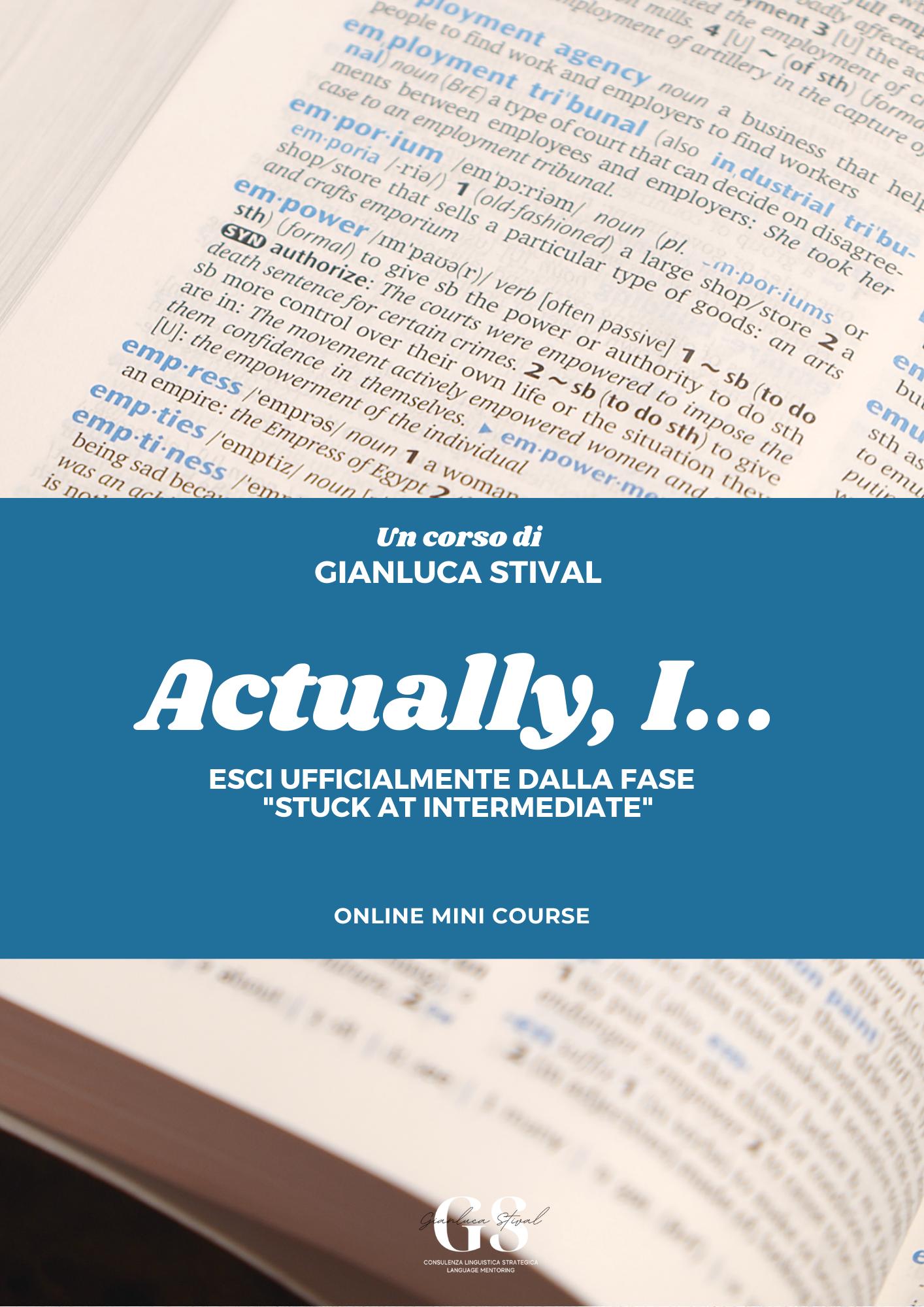 Gianluca stivale - consulenza linguistica strategica